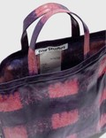Acne Studios Audrey Tote Bag Blue/pink Women