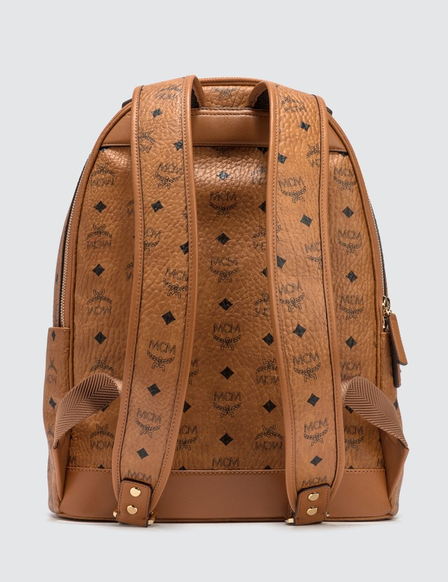 MCM Stark Backpack in Visetos