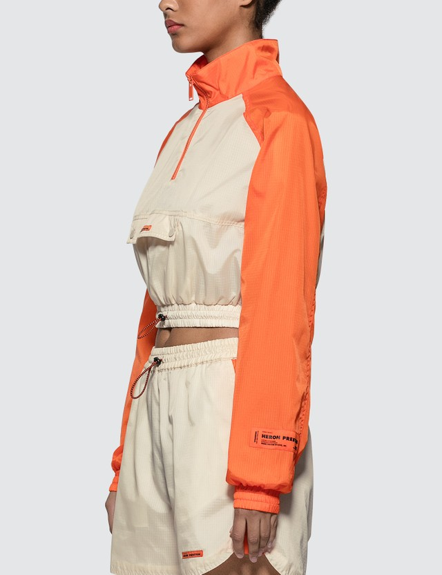 Heron Preston Crop Windbreaker