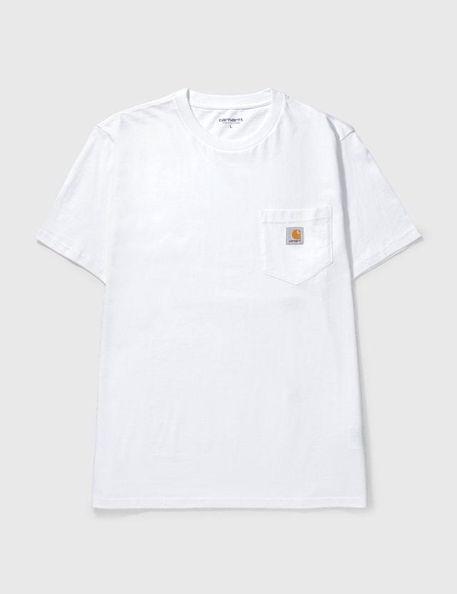 Carhartt Work In Progress Pocket T-shirt White Men