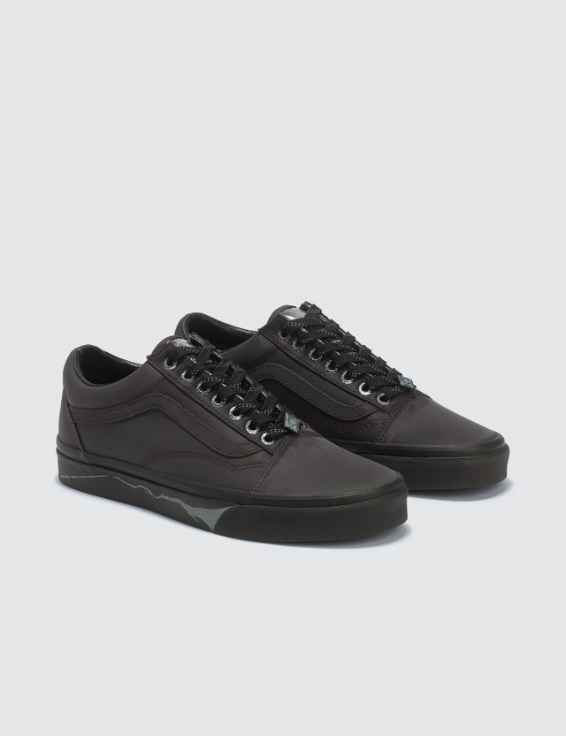 Vans Harry Potter x Vans Old Skool (harry Potter) Deathly Hallows/black Women