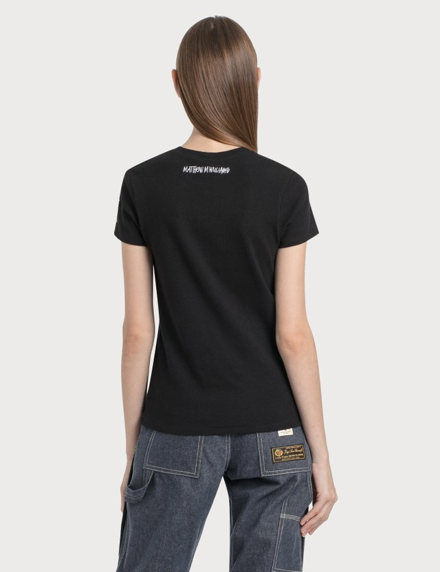 1017 ALYX 9SM 1017 ALYX 9SM x Stussy Womens Ribbed Top Black Women