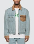 Rassvet Light Wash Denim Jacket Picutre