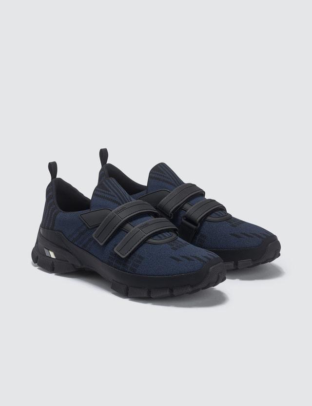 Prada Nylon Tec Muline'1 Sneaker