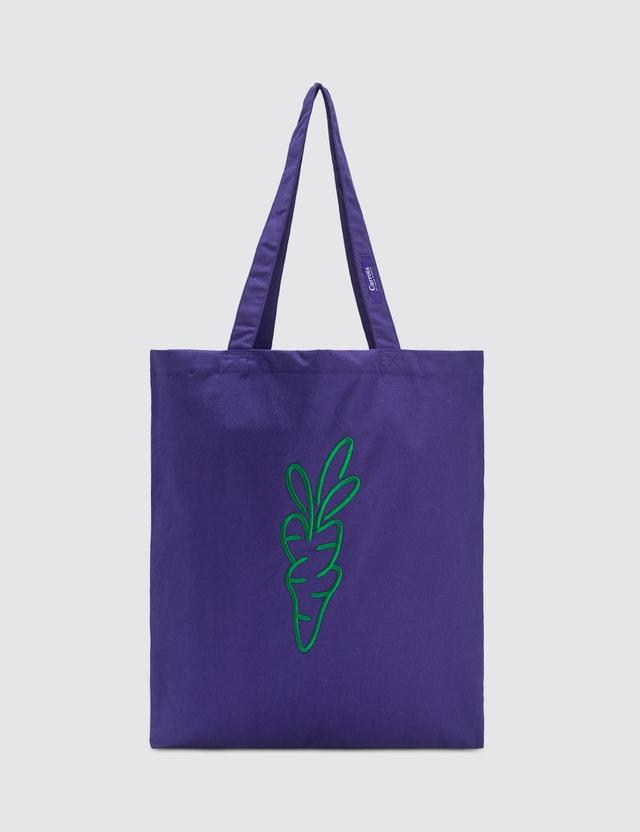Carrots Logo Tote Bag