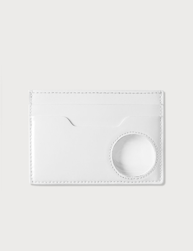 Off-White Hole New Card Holder