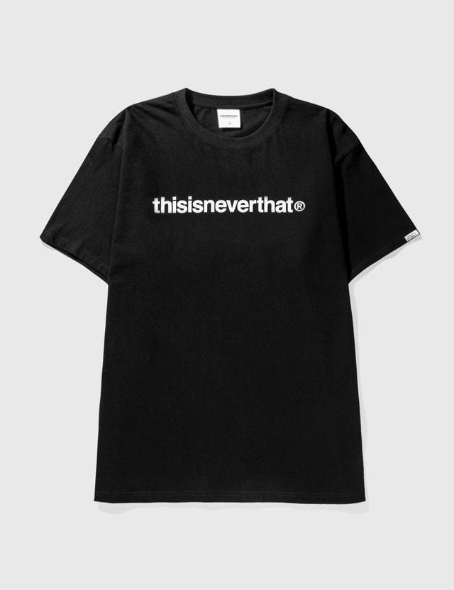 Thisisneverthat T-logo T-shirt Black Men