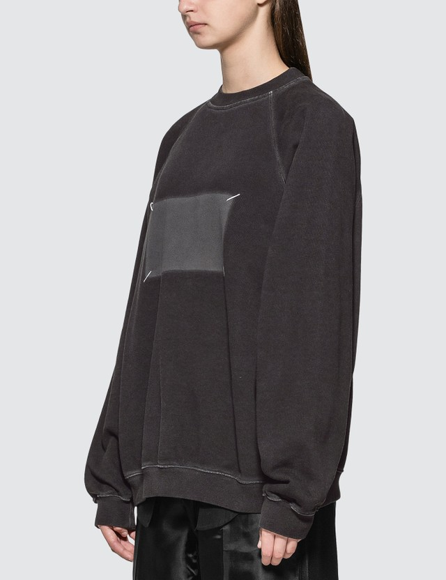 Maison Margiela Signature Stitch Sweatshirt