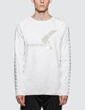 Kappa Kontroll L/S T-Shirtの写真
