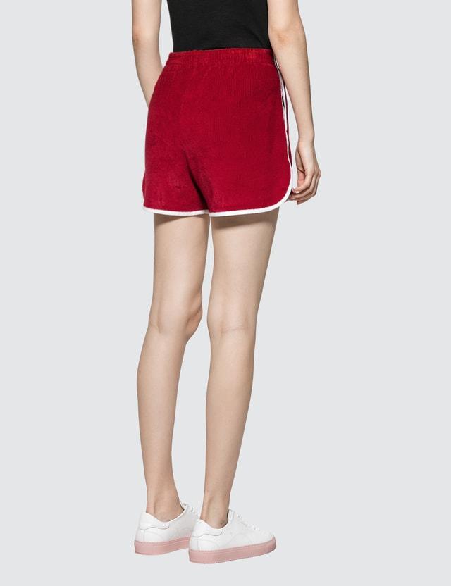 Maison Kitsune Terry Cloth Sport Short