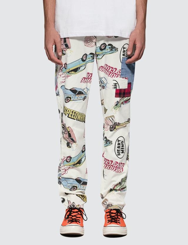 Billionaire Boys Club Third Gear Twill Pants
