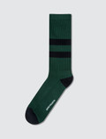 Norse Projects Bjarki Cotton Sport Socks Picture