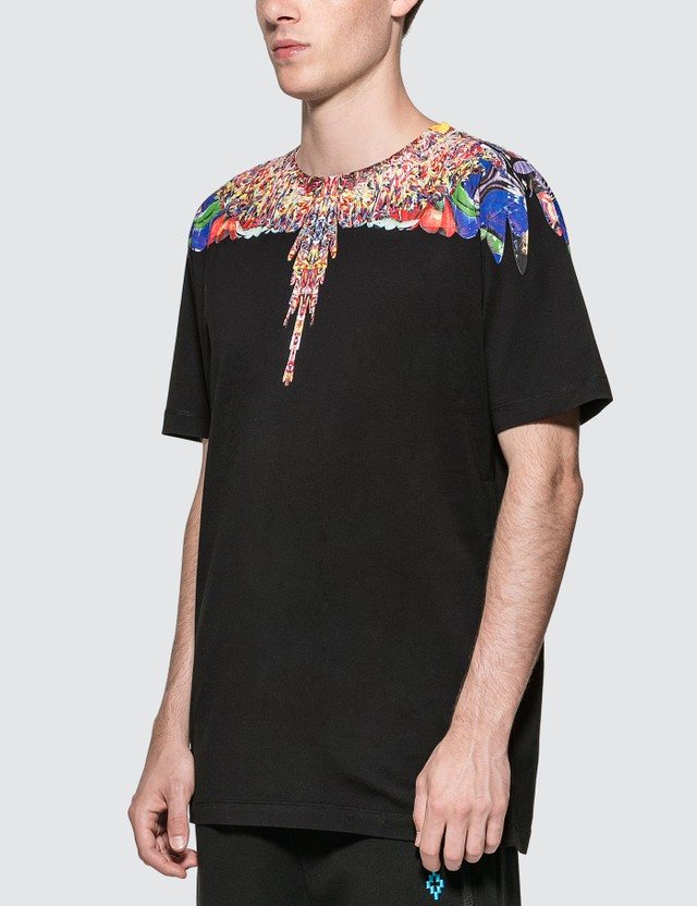 Marcelo Burlon Multicolor Wings T-Shirt