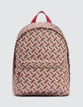 Burberry Monogram Nylon Backpack Picutre