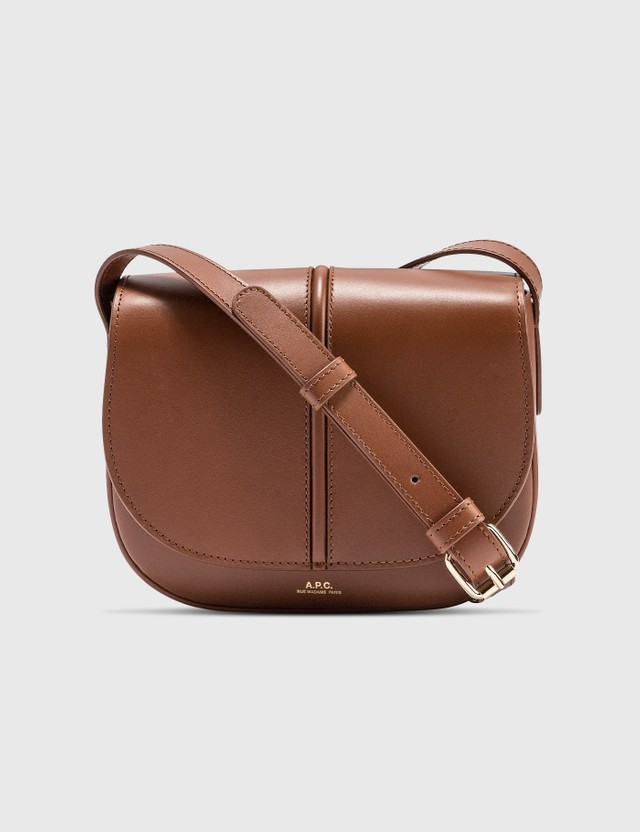 A.P.C. Betty Bag Cad Hazelnut Women