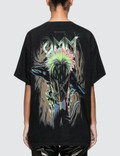 MM6 Maison Margiela Printed Oversized Short Sleeve T-shirt