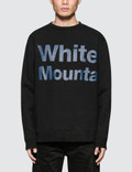 White Mountaineering Logo Printed Sweatshirt Picture