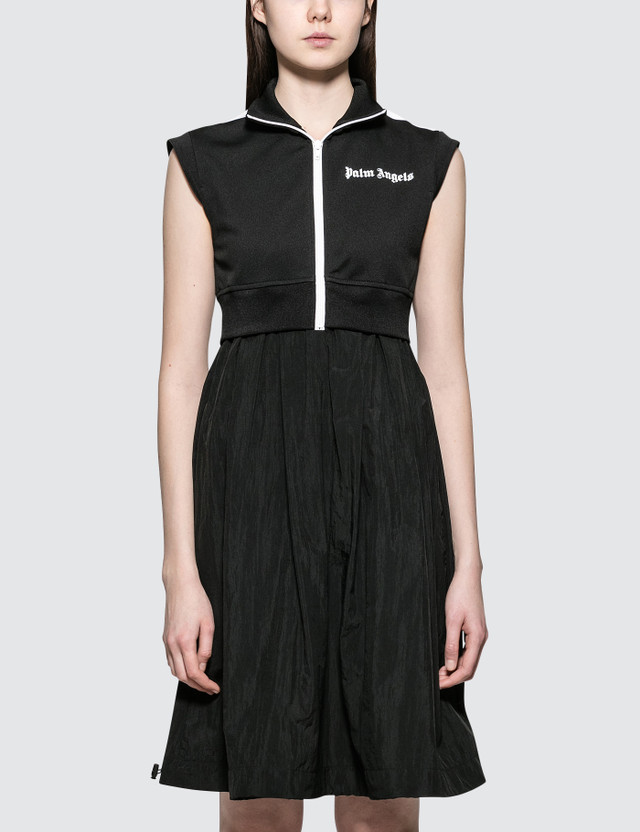 Palm Angels Mix Track Dress