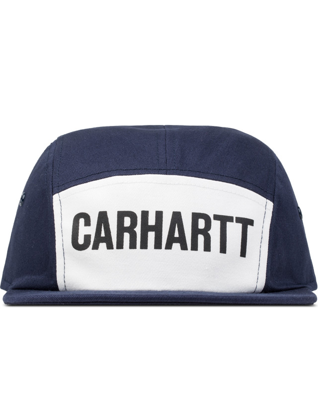 32fe31ee02f47 Carhartt Work In Progress - Cotton Twill Shore Starter Cap | HBX