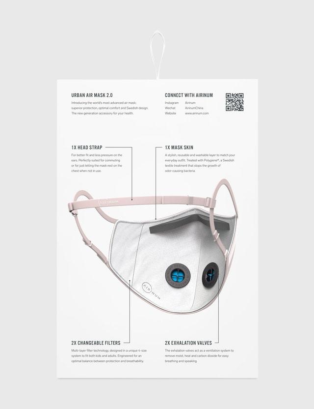 Airinum Airnum 2.0 Urban Air Mask Pink Unisex