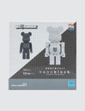 Medicom Toy Nanoblock x Medicom Toy Bearbrick 2 pack set (ver. B) Picture