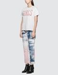 Ashley Williams Girls Short Sleeve T-shirt