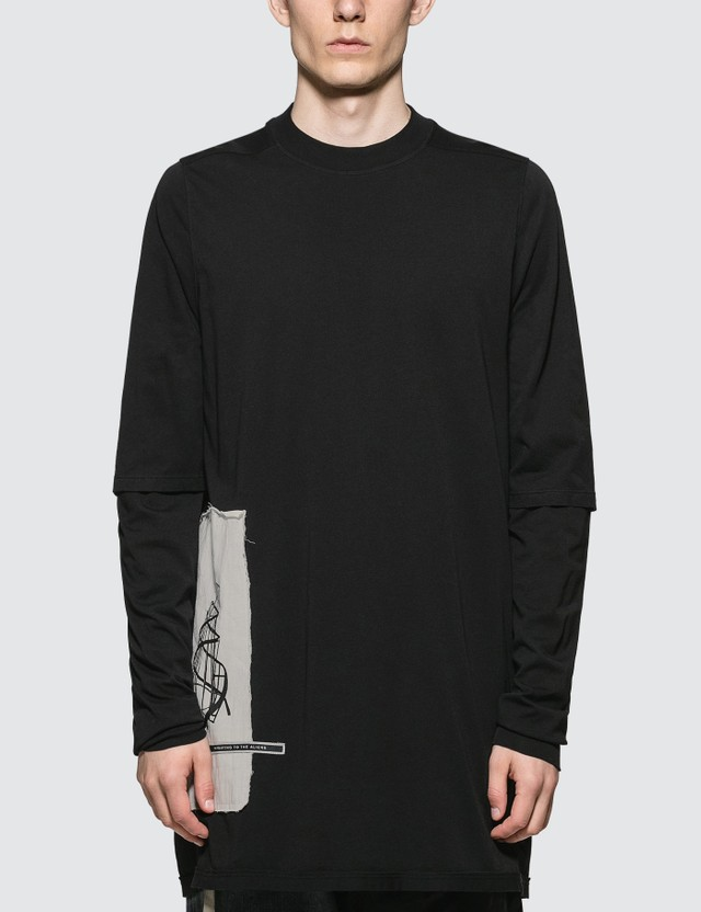 Rick Owens Drkshdw Hustler L/S T-Shirt