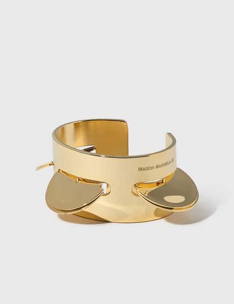MM6 메종 마르지엘라 Maison Margiela Round Plate Bracelet