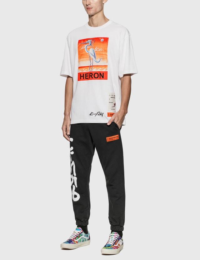 Heron Preston Heron Preston x Kenny Scharf T-Shirt White Men