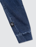 NUNUNU Basic Denim Pants
