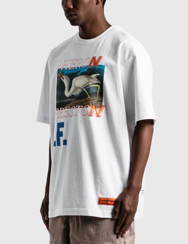 Heron Preston Heron A.F. T-shirt White Men