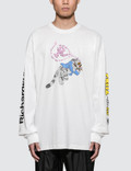 Richardson Fritz The Cat Smoked Out L/S T-Shirt Picture