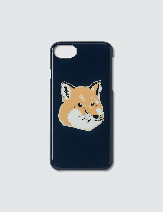 Maison Kitsune Iphone Case Fox Head ... ab0c7a99f45ec