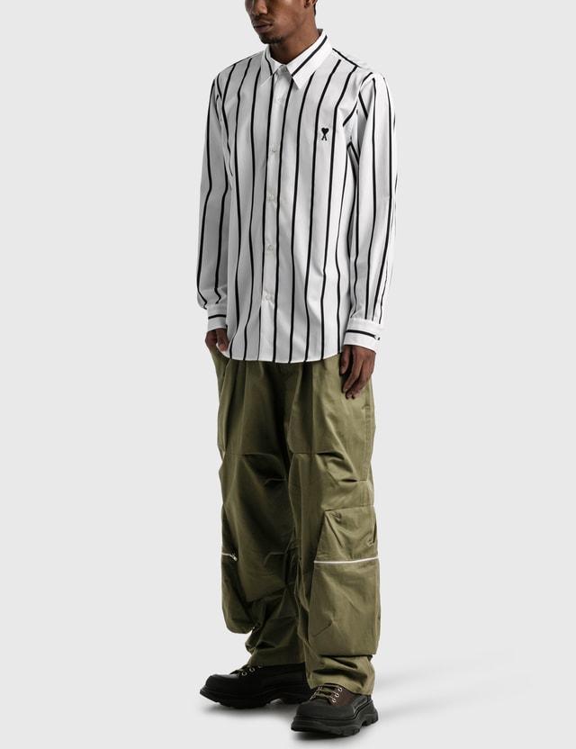 Ami AMI Summer Fit Shirt Black Men