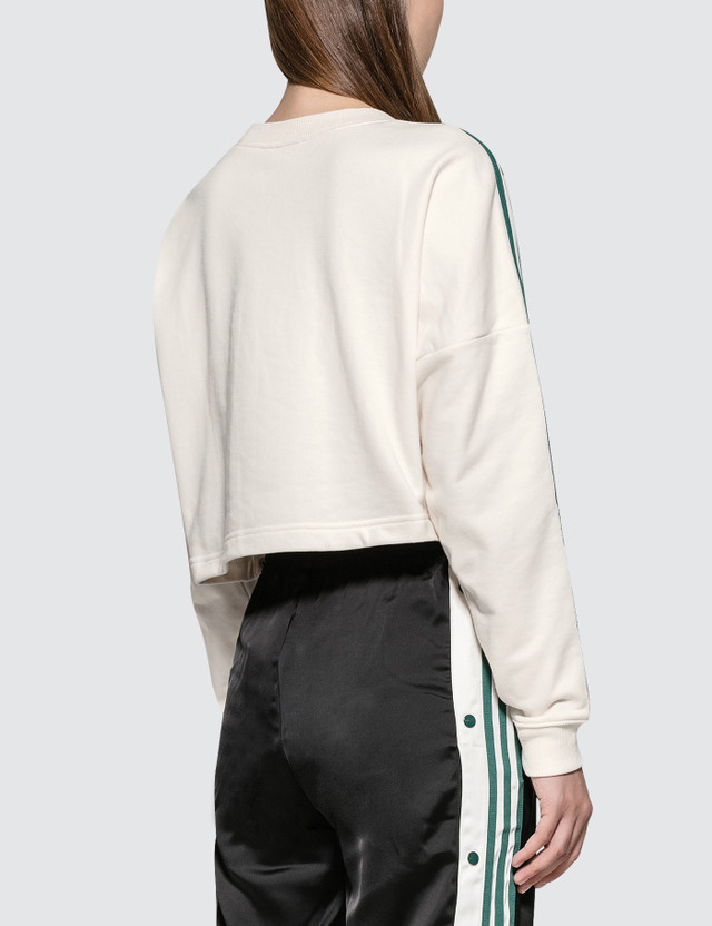 Adidas Originals Cropped Sweater