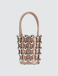 Alexander Wang Roxy Cage Mini Bucket Stud Kid Picture