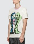 Marni Bruno Bozzetto Octopus-print T-Shirt