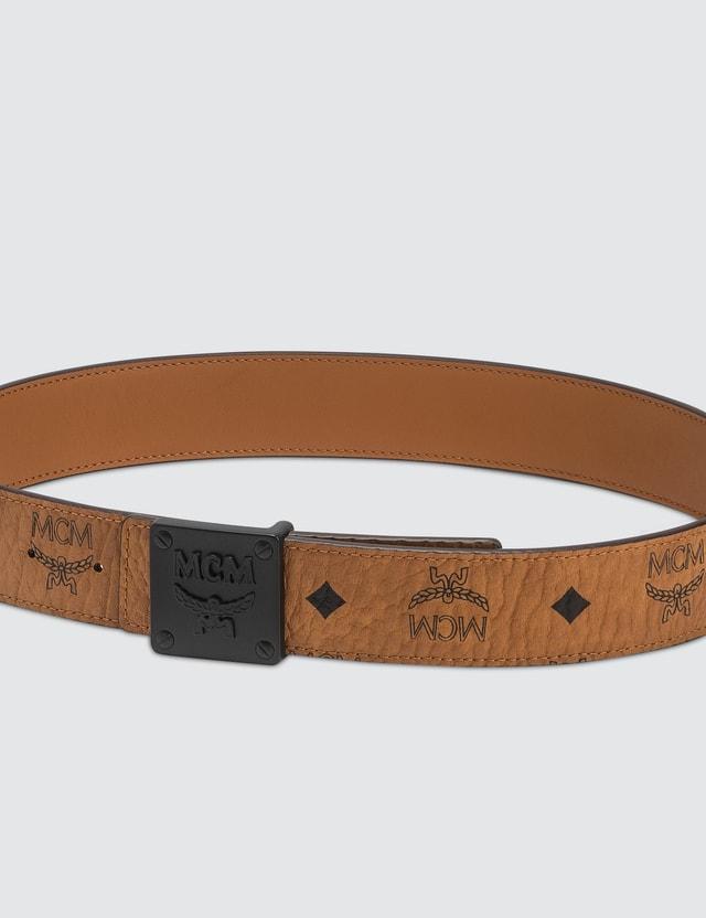 MCM Monogram Belt