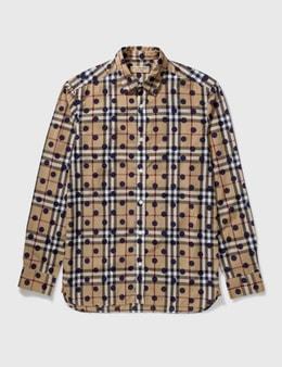 Burberry Burberry Polka Dot Shirt