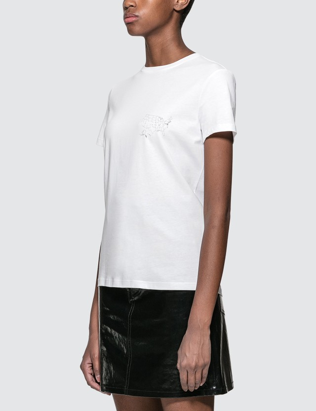 Helmut Lang Helmut Laws T-shirt White Women