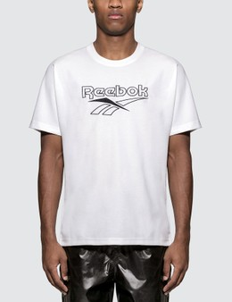 Reebok Classics Vector Embroidery S/S T-Shirt
