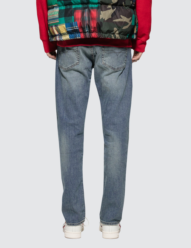 Polo Ralph Lauren Hampton Straight Fit Denim Jeans