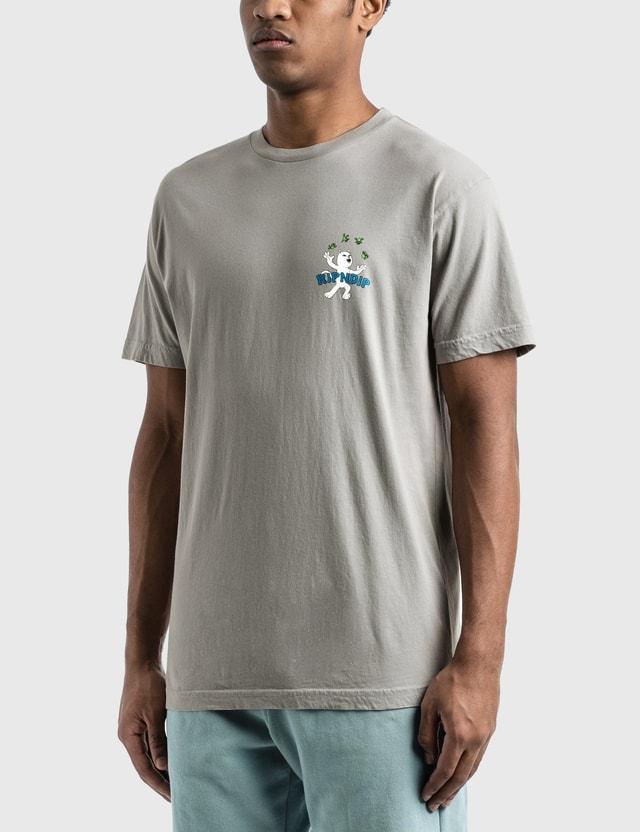 RIPNDIP Lucky Charm T-Shirt Grey Men