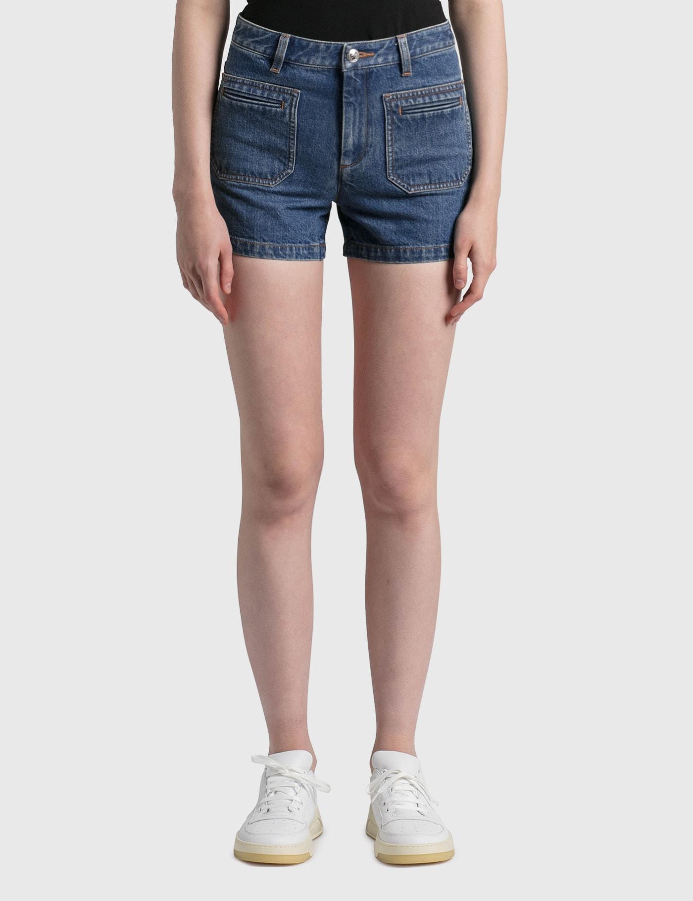 A.p.c. Denims Roma Shorts