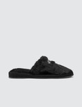 #FR2 Icon Embroidered Slippers Picture