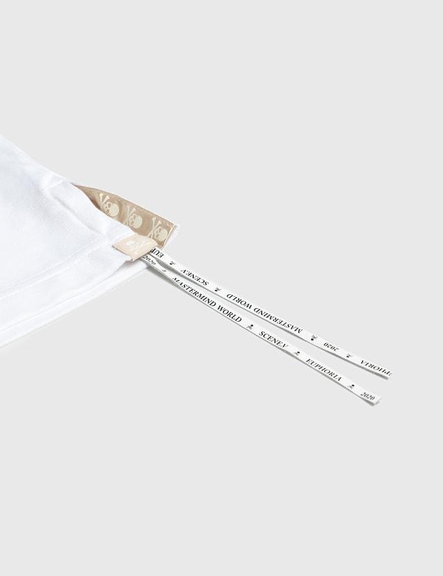 Mastermind World Drip Logo T-Shirt White Men
