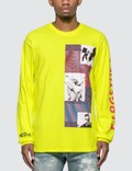 Flagstuff Mix Long Sleeve T-Shirt Picutre