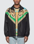 Versace Barocco Homme Print Track Jacket Picutre