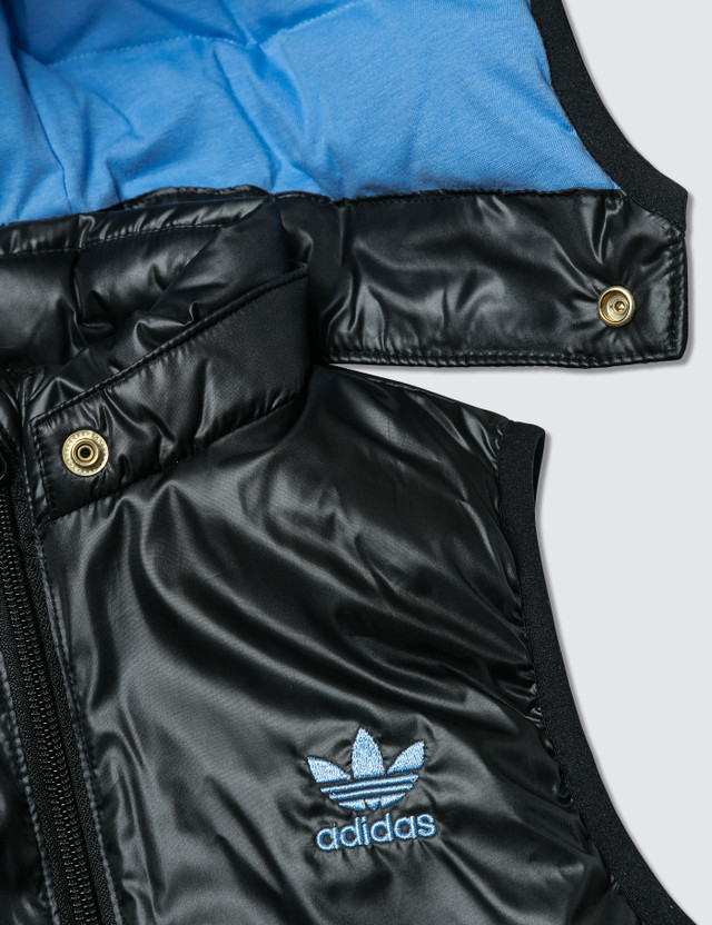 Mini Rodini Adidas Originals X Mini Rodini Vest Black Kids