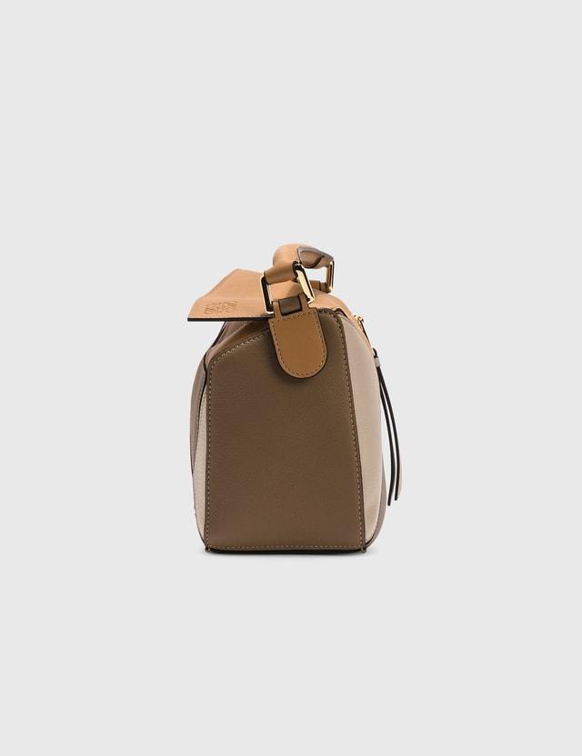 Loewe Small Puzzle Bag Warm Desert/mink Color Women